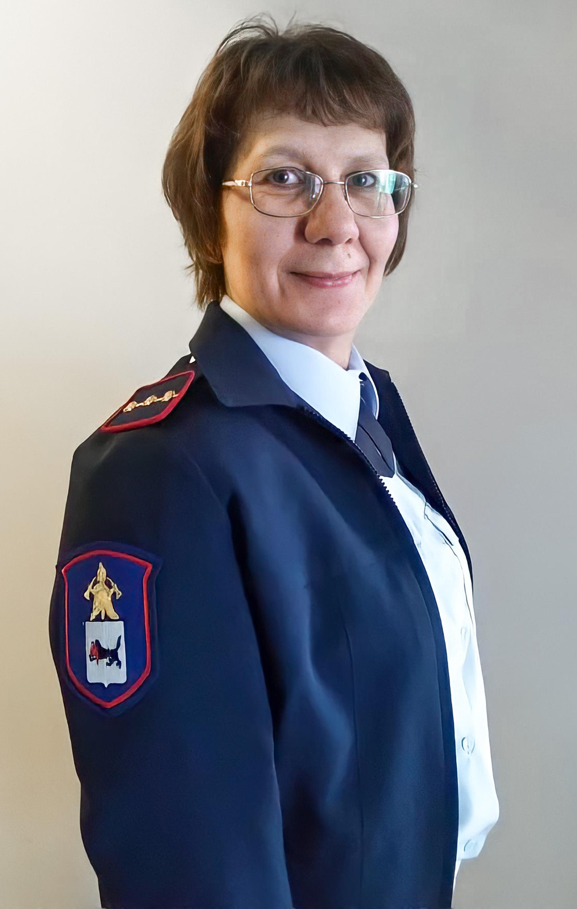 Калашникова Екатерина Владимировна